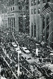 New York City Ticker Tape Parade Archival Photo Poster Print Masterprint