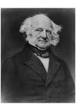 President Martin Van Buren (Portrait) Art Poster Print Posters