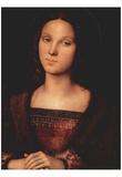 Pietro Perugino (St. Mary Magdalene) Art Poster Print Posters