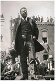 President Theodore Roosevelt Speech Archival Photo Poster Print Poster