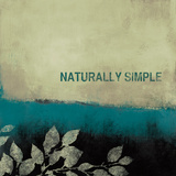 Naturally Simple Prints by Lanie Loreth