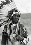 Native Americans Headdress Archival Photo Poster Print Prints