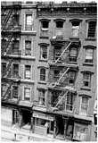 New York City Tenements Archival Photo Poster Print Photo