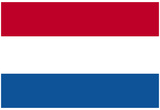 Netherlands National Flag Poster Print Poster
