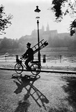 Paris Chimney Sweep Archival Photo Poster Print Masterprint