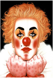 Tears Of A Clown Art Print Poster Prints