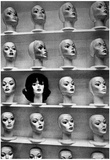 Wig Shop 1964 Archival Photo Poster Prints