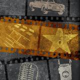 Film Strips II Print