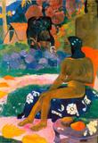 Paul Gauguin Vairaumati Tei Oa Art Print Poster Masterprint
