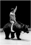 Moscow Circus Archival Photo Poster Posters