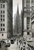 New York City Church Archival Photo Poster Print Masterprint
