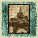 Parisian Trip II Prints by Michael Marcon