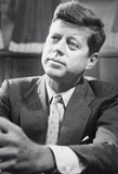 President John F Kennedy Archival Photo Poster Print Masterprint