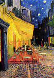 Vincent Van Gogh (Cafe Terrace at Night) &#160;&#160;&#160;Art Poster Print Masterprint