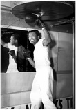 Sugar Ray Robinson 1960 Archival Photo Sports Poster Poster