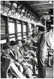 New York City Subway Archival Photo Poster Print Posters
