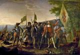 The Landing of Columbus Historical Art Print Poster Masterprint