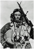 World War II Royal Air Force Pilot Archival Photo Poster Print Posters