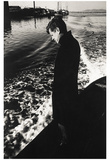 President John F Kennedy Boat Archival Photo Poster Print Fotografía