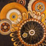 Galactic I Prints by Patricia Quintero-Pinto