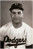 Roy Campanella Dodgers Archival Photo Sports Poster Posters