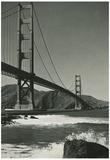 San Francisco Golden Gate Bridge Archival Photo Poster Print Posters