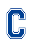 Varsity Letter C Make Your Own Banner Sign Poster Plakater