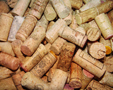 Corks I Prints by Heather A. French-Roussia