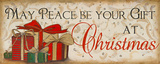 Peace at Christmas Prints by Patricia Quintero-Pinto