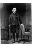 Samuel Adams (Portrait) Art Poster Print Print