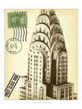 Non-Embelld. Letters to New York I Prints by Ethan Harper