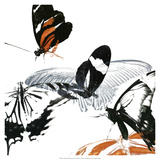 Butterfly Inflorescence III Print