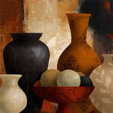 Spiced Vessels I Art par Lanie Loreth
