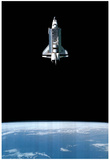 NASA Space Shuttle mission Poster Print Psters