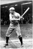 Tris Speaker Boston Red Sox 1918 Archival Photo Sports Poster Print Posters