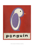 P is for Penguin Prints by Chariklia Zarris