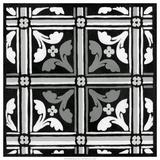 Renaissance Tile IV Premium Giclee Print