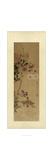 Oriental Silk IV Prints