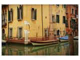 Venetian Canals VI Premium Giclee Print by Danny Head