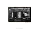 Café Charm, Paris V Posters by Laura Denardo