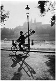 Paris Chimney Sweep Archival Photo Poster Print Posters