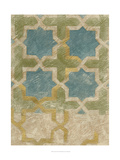 Non-Embellished Exotic Tile II Giclee Print by Chariklia Zarris