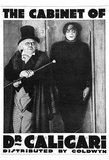 The Cabinet of Dr Caligari Movie Werner Krauss Poster Print Masterprint