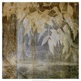 Fluttering Leaves I Reproduction procédé giclée Premium par Jennifer Goldberger