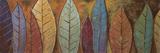 Tall Leaves I Kunstdruck von Patricia Quintero-Pinto