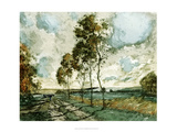 Autumn Landscape IV Giclee Print by Vision Studio 