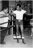 Sugar Ray Robinson 1932 Archival Photo Sports Poster Print