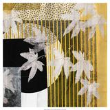 Gold Rush II Giclee-tryk i høj kvalitet af John Butler