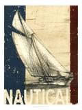 Vintage Tradewinds II Prints by Ethan Harper