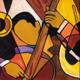 Nola Band II Prints by Everett Spruill